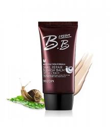 Mizon Snail Repair Blemish Balm - ББ крем с улиточным экстрактом, 50 мл