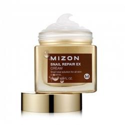 Mizon Snail Repair Ex Cream - Крем для лица с экстрактом улитки, 50 мл