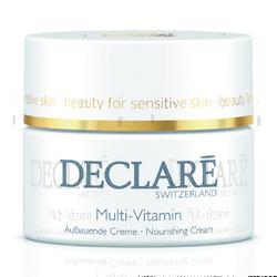 Declare Nourishing Multi-Vitamin Cream - Питательный крем с мультивитаминами, 50 мл