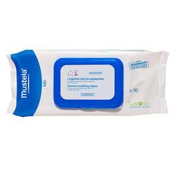 Mustela Bebe - Физиобеби салфетки очищающие для тела №70
