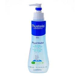Mustela Bebe - Физиобеби жидкость очищающая, 300 мл*SALE