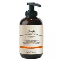 Nook Nectar Kolor Mandarine - Крем-кондиционер оттеночный, тон мандариновый, 250 мл