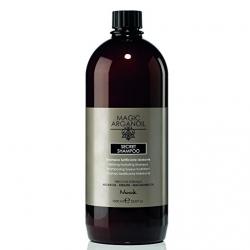 Nook Secret Shampoo - Шампунь разглаживающий и увлажняющий Магия Арганы, 1000 мл