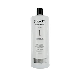 Nioxin Cleanser System 1 - Очищающий шампунь (Система 1) 1000 мл