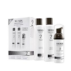 Nioxin System 2 Kit - Набор (Система 2) 150 мл+150 мл+40 мл. Общий объем: 340 мл