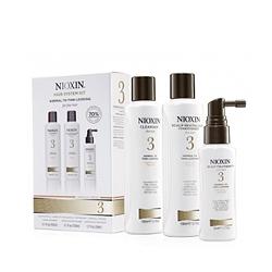 Nioxin System 3 Kit - Набор (Система 3) 150 мл+150 мл+50 мл. Общий объем: 350 мл