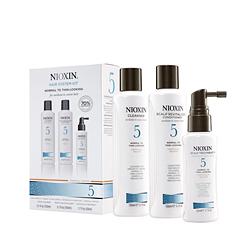 Nioxin System 5 Kit - Набор (Система 5) 150 мл+150 мл+50 мл. Общий объем: 350 мл