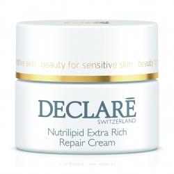 Declare Nutrilipid Nourishing Repair Cream - Питательный восстанавливающий крем для сухой кожи, 50 мл