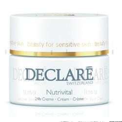 Declare Nutrivital 24h Cream - Питательный крем 24-часового действия для нормальной кожи, 50 мл