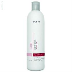 Ollin Almond Oil Shampoo - Шампунь против выпадения волос с маслом миндаля 250 мл