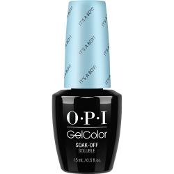 Opi GelColor It's a Boy!, - Гель-лак для ногтей, 15мл