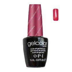 Opi GelColor Amore at Grand Canal, - Гель-лак для ногтей, 15мл