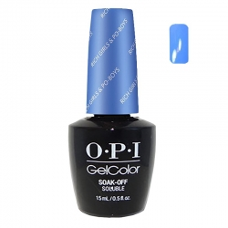 Opi GelColor Rich Girls & Po-boys - Гель-лак для ногтей, 15мл