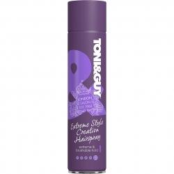 Toni&Guy Creative Extreme Hold Hairspray - Спрей для волос «Сверхсильная фиксация для самых смелых укладок» 250 мл