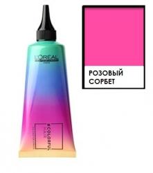 L'oreal professionnel Colorful Hair Pink Sorbet - Полуперманентное окрашивание, Розовый сорбет, 90 мл