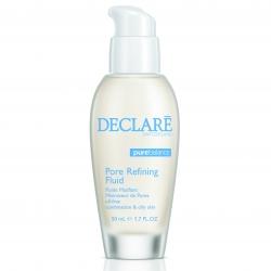 Declare Sebum Reducing & Pore Refining Fluid oil-free - Интенсивное средство, нормализующее жирность кожи, 50 мл
