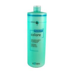 Kaaral Purify Smooth Shampoo - Шампунь для вьющихся волос 1000 мл
