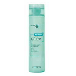 Kaaral Purify Colore Shampoo - Шампунь для окрашенных волос 250 мл