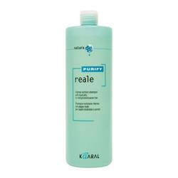 Kaaral Purify Reale Intense Nutrition Shampoo - Восстанавливающий Реале шампунь для поврежденных волос 250 мл
