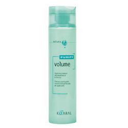 Kaaral Purify Volume Shampoo - Шампунь-объем для тонких волос 250 мл