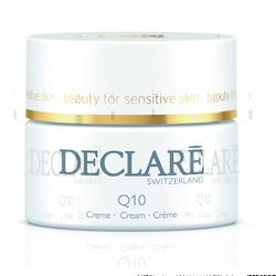 Declare Q10 Age Control Cream - Омолаживающий крем с коэнзимом Q10, 50 мл