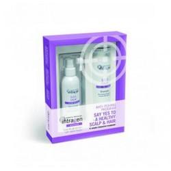 Revlon Professional Intragen - Набор для чувствительной кожи головы (Шампунь+ Крем-сыворотка), 250 мл+ 1