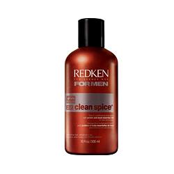 Redken Clean Spice Shampoo - Шампунь и кондиционер 2-в-1 300 мл