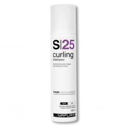 Napura Curling Shampoo - Шампунь для вьющихся волос, 200 мл