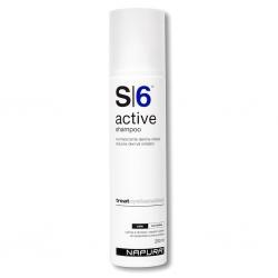 Napura Active - Шампунь против перхоти для раздраженной кожи, 200 мл