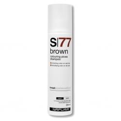 Napura BROWN - Шампунь для каштановых волос, 200 мл