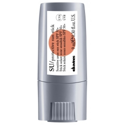 Davines Su Protective Sun Stick Sensitive Area Sun SPF 50+ - Солнцезащитная помада SPF 50+, 9 гр