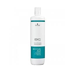 Schwarzkopf BC Bonacure Moisture Kick Shampoo - Шампунь Интенсивное увлажнение 1000 мл