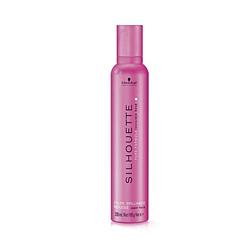 Schwarzkopf Silhouette Color Brilliance Mousse Super Hold - Безупречный мусс для окрашенных волос сверхсильной фиксации 500 мл