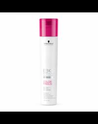Schwarzkopf BC Bonacure Color Freeze Silver Shampoo - Шампунь Защита цвета, придающий серебристый оттенок волосам 250 мл