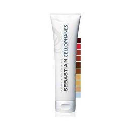 Sebastian Laminates Cellophanes Caramel Brown - Тонирующая краска с кондиционирующим эффектом «Карамель» 300 мл