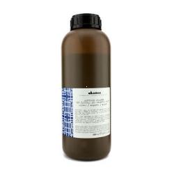 Davines Alchemic Shampoo for natural and coloured hair  - Шампунь  для натуральных и окрашенных волос (серебряный), 1000 мл