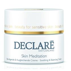 Declare Skin Meditation Soothing & Balancing Cream - Успокаивающий восстанавливающий крем, 50 мл