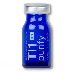 Napura Purify Pre Detox - Ампулы-флаконы, перед шампунем, 4*8 мл