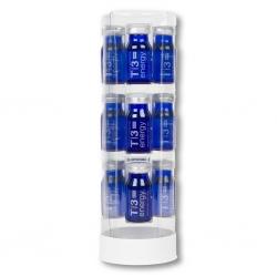Napura Energy Post - Ампулы-флаконы для жирной кожи головы, после шампуня, 12*8 мл