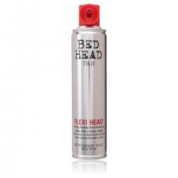 TIGI Bed Head Flexi Head - Мелкодисперсный лак сильной фиксации, 385 мл