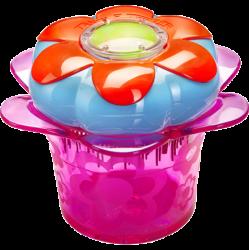Tangle Teezer Magic Flowerpot Popping Purple - Детская расческа