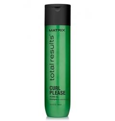 Matrix Total Result Curl Please - Шампунь для вьющихся волос, 300 мл