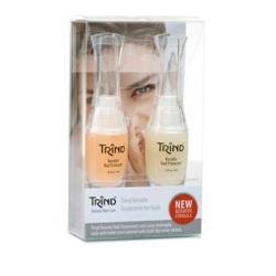 Trind Keratin Treatment Set - Набор для защиты и восстановления ногтей с кератином 2*9 мл. Общий объем: 27 мл