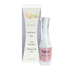 Trind Nail Repair Lilac (Color 5) - Укрепитель для ногтей (лиловый) 9 мл