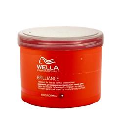 Wella Brilliance Line Маска для окрашенных нормальных и тонких волос 500 мл