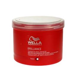 Wella Brilliance Line Маска для окрашенных жестких волос 500 мл
