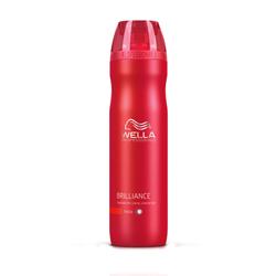 Wella Brilliance Line Шампунь для окрашенных жестких волос 250 мл