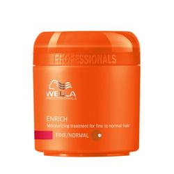 Wella Enrich Line Питательная крем-маска для нормальных и тонких волос 150 мл