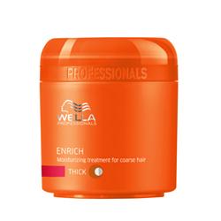 Wella Enrich Line Питательная крем-маска для жестких волос 150