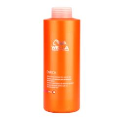 Wella Enrich Line Питательный шампунь для увлажнения жестких волос 1000 мл